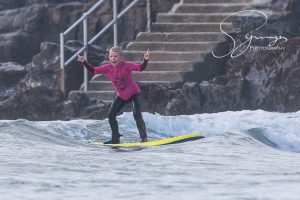 Learn to surf in Bude, north Cornwall